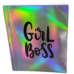 Other - 💫HP💫Girl Boss Journal notebook 80 sheets